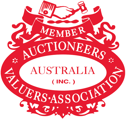 Auctioneers and Valuers Association of Australia Logo